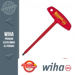 WIHA Classic VDE T-nyelű imbuszkulcs - SW8,0x150