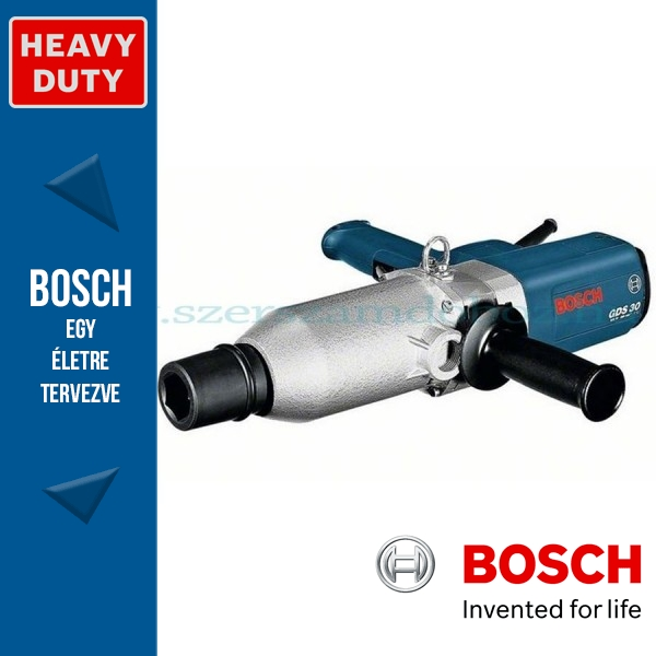 Bosch GDS 30 Professional Ütvecsavarozó