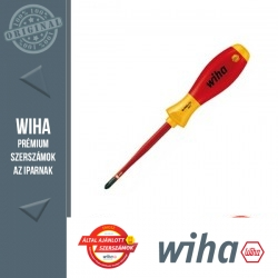 WIHA SoftFinish electric slimFix VDE Xeno csavarhúzó - SL/PH2x100
