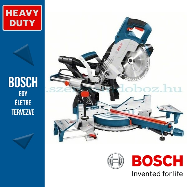 Bosch GCM 8 SJL Professional Sínes gérvágó