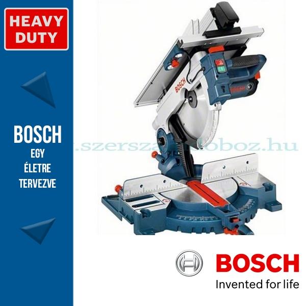 Bosch GTM 12 JL Professional Leszabó -és gérvágó fűrész