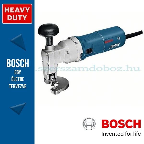 Bosch GSC 2,8 Professional Lemezvágó olló
