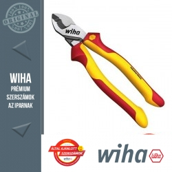 WIHA Industrial electric VDE kábelvágó fogó - 160 mm