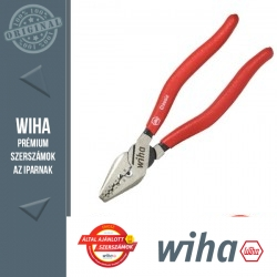 WIHA Classic saruzó fogó érvéghüvelyhez - 180/0,25-16 mm
