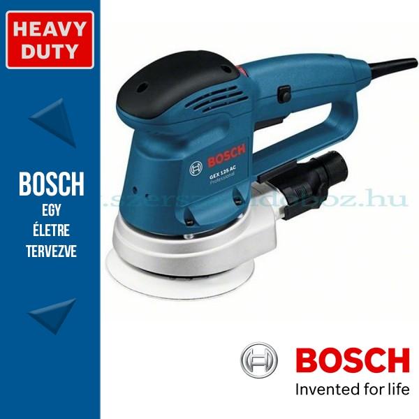 Bosch Excentercsiszolók