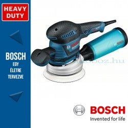 Bosch GEX 125-150 AVE Professional Excentercsiszoló