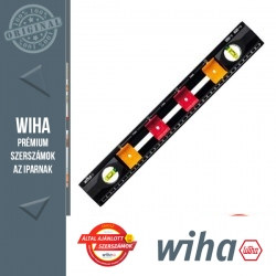 WIHA villanyszerelő vízmérték - 400 mm