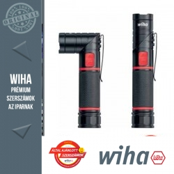 WIHA LED-es zseblámpa lézerrel és UV világítással - SB 246 70