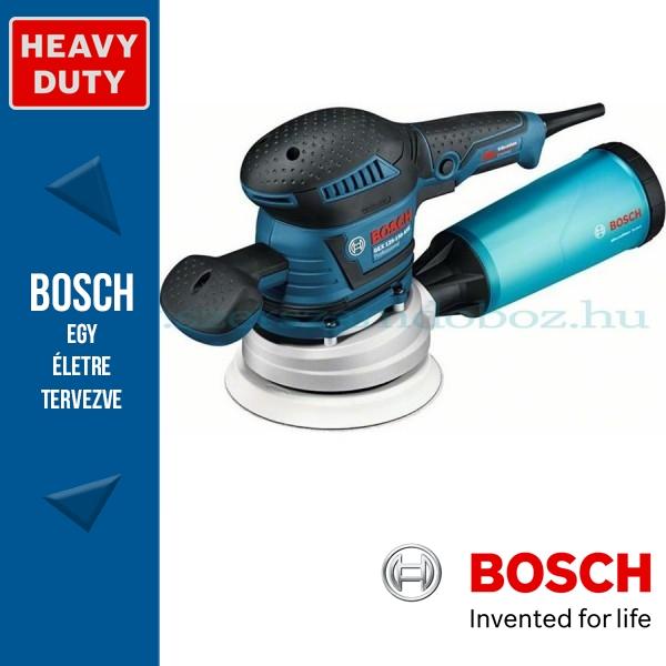 Bosch GEX 125-150 AVE Professional Excentercsiszoló