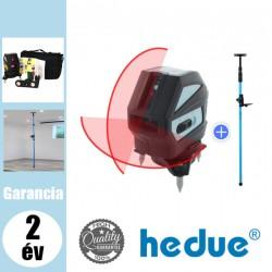 HEDUE L1 vonallézer + LP4 szorítórúd 3,6 m