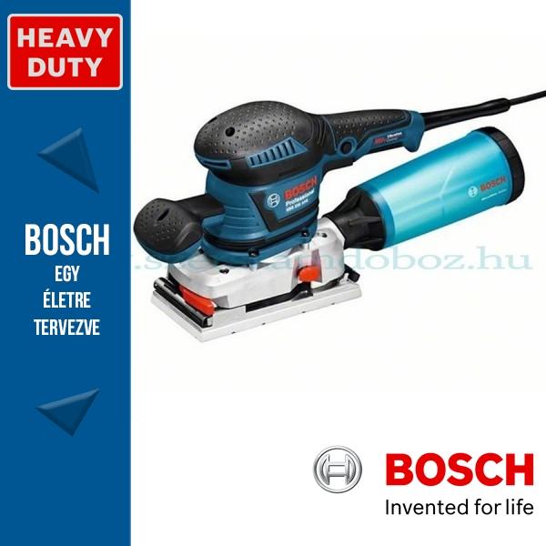 Bosch GSS 230 AVE Professional Rezgőcsiszoló