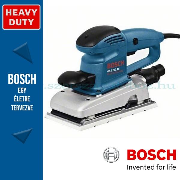 Bosch GSS 280 AE Professional Rezgőcsiszoló