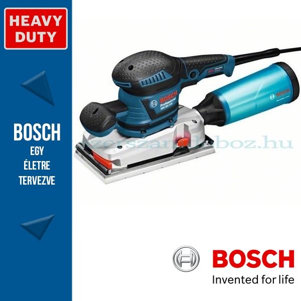Bosch GSS 280 AVE Professional Rezgőcsiszoló L-Boxx-ban