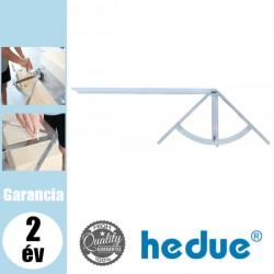 HEDUE Alpha Classic ácsderékszög - 795 x 430 x 5 mm