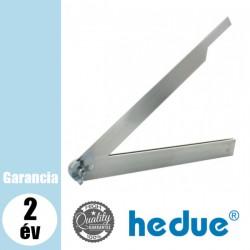 HEDUE Szögmásoló sáskaláb horganyzott acélból - 300 mm
