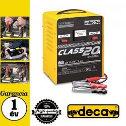 DECA CLASS 20A Akkumulátor töltő