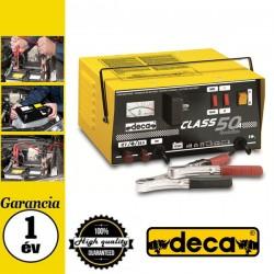 DECA CLASS 50A Akkumulátor töltő