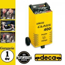 DECA CLASS BOOSTER 400E Akkumulátor töltő-indító
