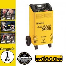 DECA CLASS BOOSTER 5000 Akkumulátor töltő-indító