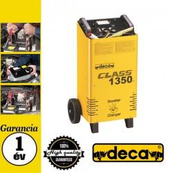 DECA CLASS BOOSTER 1350 Akkumulátor töltő-indító - 3 fázisú