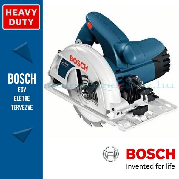 Bosch GKS 55 Professional Kézi körfűrész