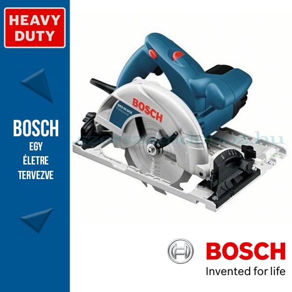 Bosch GKS 55 GCE Professional Kézi körfűrész