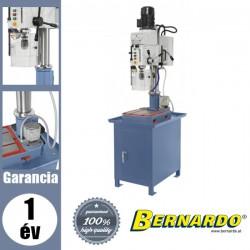 BERNARDO GB 30 T Hajtóműves-asztali fúrógép hűtőanyag berendezéssel