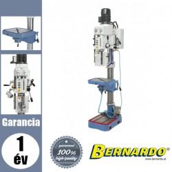 BERNARDO GB 30 S Hajtóműves-oszlopfúrógép hűtőanyag berendezéssel