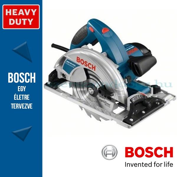 Bosch GKS 65 GCE Professional Kézi körfűrész
