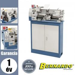 BERNARDO Profi 400 V Asztali esztergagép 2-tengelyes digitális kijelzővel