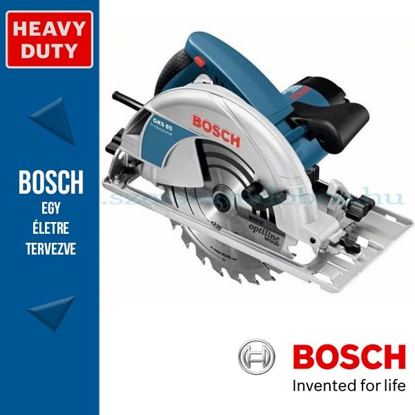 Bosch GKS 85 Professional Kézi körfűrész
