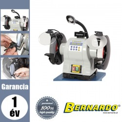 BERNARDO DSA 200 Kettős köszörűgép - 230 V