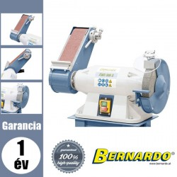 BERNARDO KMS 200 S Kombi-szalagcsiszológép - 400 V