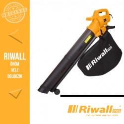 Riwall REBV3200E Elektromos lombszívó/fújó