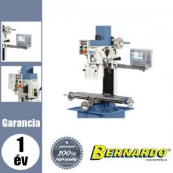 BERNARDO KF 25 L Vario Fúró- és marógép digitális fordulatszám- és szegnyeregemelkedés-mutatóval