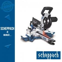 Scheppach HM 90 MP Kétsebességes multifunkciós gérvágó fűrész húzófunkcióval, lézerrel és LED megvilágítással