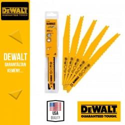 DEWALT DT2406-QZ Bi-Metal Kardfűrészlap 203 mm - 5 db/csomag