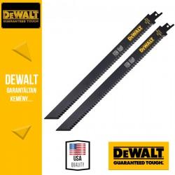 DEWALT DT2451-QZ Speciális fűrészlap üveggyapot vágására 300 mm - 2 db/csomag
