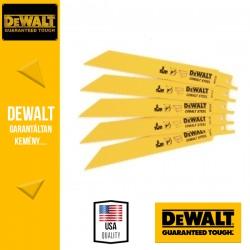 DEWALT DT2345-QZ Kobalt-acél Kardfűrészlap 152 mm - 5 db/csomag