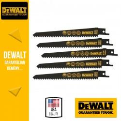 DEWALT DT2362-QZ Bi-Metál Kardfűrészlap 152 mm - 5 db/csomag