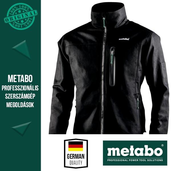 Metabo HJA 14,4-18 Fűthető kabát adapterrel - L