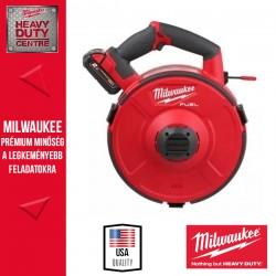 Milwaukee M18 FUEL™ M18 FPFT-202 30m NC Set Akkumulátoros Kábelbehúzó (akkuval és töltővel)