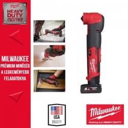 Milwaukee M12 FMT-422X - M12 FUEL™ MULTI-TOOL Többfunkciós gép készlet