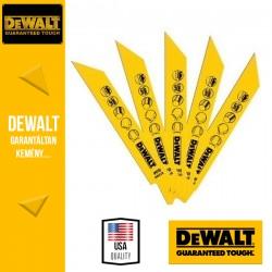 DEWALT DT2384-QZ Bi-Metál Fémvágó kobalt kardfűrészlap 152 mm - 5 db/csomag