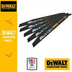 DEWALT DT2308L-QZ Általános célú kardfűrészlap 228 mm - 5 db/csomag