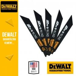 DEWALT DT2408L-QZ Kardfűrészlap fémek vágására 203 mm - 5 db/csomag