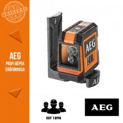 AEG CLR215-B Piros Keresztvonalas Lézer