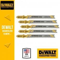 DEWALT DT2080-QZ Dekopírfűrészlap 82 mm - 5 db/csomag