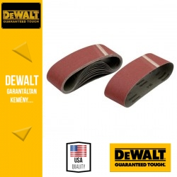 DEWALT DT3303-QZ Csiszolószalag 75 mm x 533 mm 80 g - 10 db/csomag