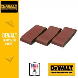 DEWALT DT3642-QZ Csiszolószalag 75 mm x 457 mm 80 g - 3 db/csomag